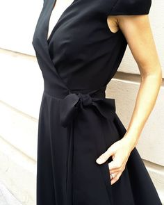 Party Outfits, Maxi Wrap Dress, Simple Lines, Happily Ever After, Elegant, Dresses, Fashion, Classy, Vestidos