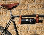 Bicycle Wine Rack, Oopsmark Etsy