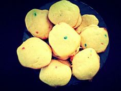 M and m homemade cookies...made by my lil sis.