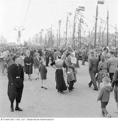 Vlaggetjesdag, Urk (1952-1963) #Urk