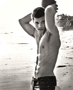 Taylor Lautner, I had to put this picture on this board even though I already have him on it.