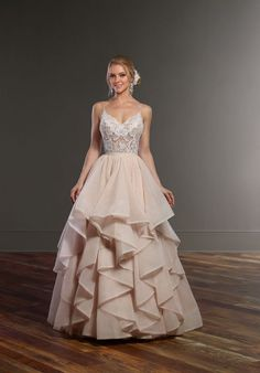 3634fa25c794 Martina Liana. Wedding Dresses ...