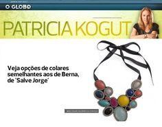 Maxi Color na coluna da Patricia Kogut, O Globo - 14/02/2013
