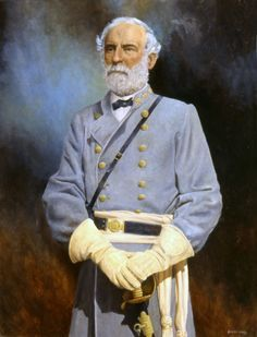 "Robert E. Lee--our ""national"" hero..embodied all the qualities we Southerners find admirable in a man. Abraham Lincoln offered him the command of the Union Forces but he could not bear arms against his beloved Virginia."