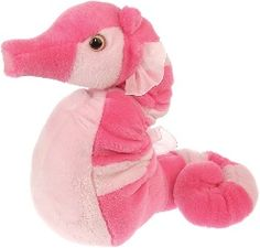 Vibes Very Pink Seahorse: Hannah at theBIGzoo.com, a family-owned store. Check our sales & FREE Shipping.