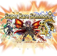 New 7-star Units: Adel, Cyan, and Eldora with Super Rare Summon PLUS!