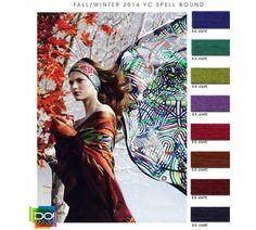 FASHION VIGNETTE: TRENDS // DESIGN OPTIONS - WOMEN'S FALL/WINTER 2014-15