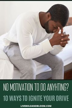 """Are you thinking, """"I have no motivation, so I'm just going to sit here and stare at my phone."""" Does that describe how you feel about getting things done today? And you'd do just that except for the nagging little voice in your head that keeps telling you to get off your butt and do something productive. #motivation #personalgrowth #mindfulness #mindset #selflove Daily Life Hacks, Passion Quotes, Lack Of Motivation, Get Your Life, Take The First Step, Feeling Overwhelmed, Life Purpose, How To Stay Motivated, Getting Things Done"""