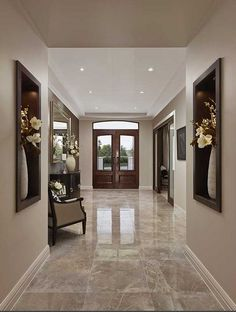 Nadire Atas on Simple and Elegant Living Areas Interior Decorating & Home Decorating Ideas French Style Homes, House Design, Foyer Design, House, Home, Interior Design Gallery, House Styles, Luxury Homes, Home Interior Design