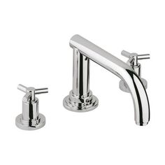roman tub faucet canada. Shop Grohe 25048000 Atrio Faucet Roman Tub Filler at Lowe s Canada  Find our selection of roman tub faucets the lowest price guaranteed with match Burlington Trent Thermostatic Two Outlet Concealed Shower Valve