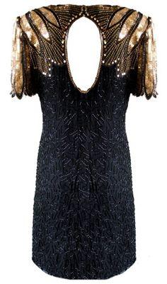 Winged Warrior Dress