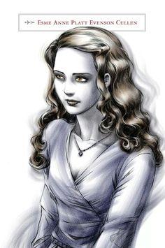 Twilight graphic novel Esme