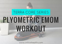 [Terra Core Series] 15-Minute Plyometric EMOM Workout