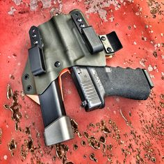 Airsoft Gear, Tactical Gear, T Rex Arms, Everyday Carry Gear, Kydex Holster, Survival Tools, Concealed Carry, Shtf, Pistols