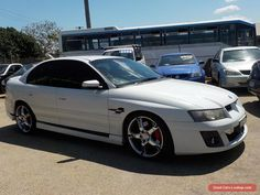 2004 HOLDEN VZ COMMODORE AUTOGTS BODY KITHSV CALIPERS19'' WHEELS #holden #commodore #forsale #australia