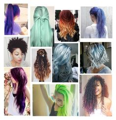 """""""Hair"""" by meghan01c ❤ liked on Polyvore featuring beauty"""