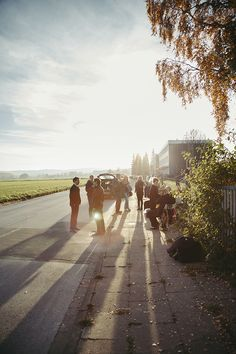 Reportagefotografie - Filmset - Nadja Jacke