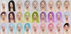 Hair 033 at Kalewa-a • Sims 4 Updates