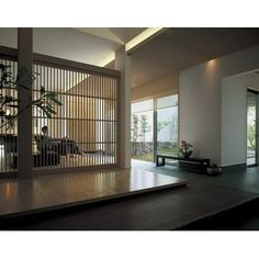 積水ハウスシャーウッド 縁の家6 Japanese Modern, Japanese Interior, Japanese House, Zen Interiors, Las Vegas, Japan Design, Small Places, Interior Architecture, Ideal Home