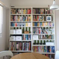 yascoさんの、棚,観葉植物,本棚,IKEA,ストライプ,NO GREEN NO LIFE,山元彩香の写真,のお部屋写真