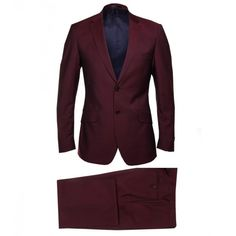 Paul Smith London London Burgundy Wool Mohair Suit (1,115 CAD) ❤ liked on Polyvore featuring men's fashion, men's clothing, men's suits, mens burgundy suit, mens slim fit suits, paul smith mens suits, mens wool suits and mens slim suits