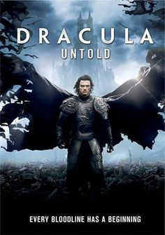 I did enjoy this flick...     Witness the origin story of one of legend's most captivating figures in the action-adventure,Dracula Untold. Own it today on Digital HD >http://uphe.biz/DraculaEST      Pick up draculauntold on Digital HD today!   (via draculauntold)
