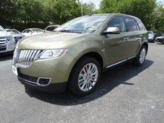 Certified  2013 Lincoln MKX FWD 4dr