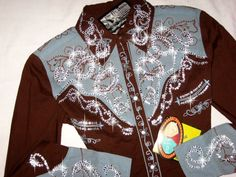 Just Fly Designs Rodeo Queen Grand Entry Shirt