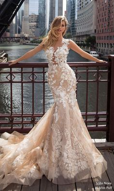Milla Nova Sintra Holidays Wedding Dresses 2018