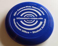UConn UConntact Frisbee
