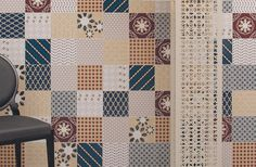 Tá na moda: Azulejo Patchwork | Blog Mundo Eliane