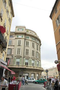 Marseille Place Estienne d'Orves