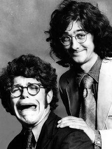 Al Franken and Tom Davis