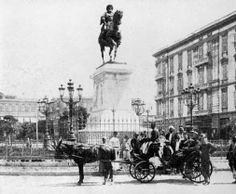 Mohammed Ali Square in Alexandria in 1917