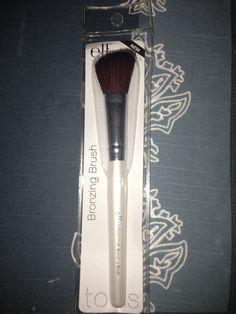 Elf makeup brush.