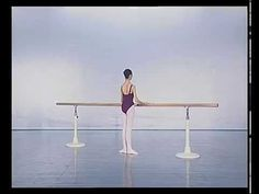 Classical Ballet Barre FULL Workout with Estelle Shaw - YouTube