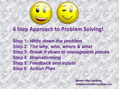 My question - do you reinvent the wheel? Keeping #problems simple « The Karmic Ally Coaching Experience