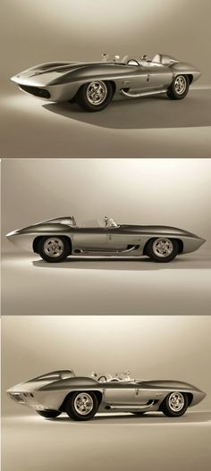 Chevrolet Corvette Stingray Racer Concept Car 1959