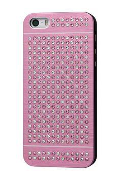 iShield 5 Light Pink Luxus - Luxus iPhone Zubehör und iPhone Design Accessoires, iPhone Hüllen - iPhone Luxus Swarovski Schutzhüllen