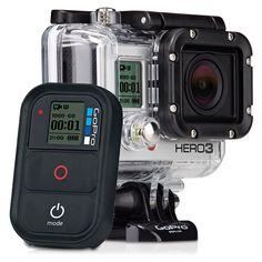 GoPro HD Hero3: Black Edition Camera