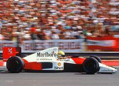 1990 McLaren-Honda MP4-5B (Ayrton Senna)
