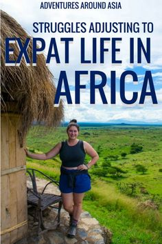 Living abroad as an expat in Africa isn't as easy as I thought. Here's the truth about life in Tanzania! #expat #africa #tanzania #travelblog