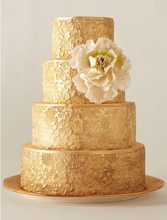 Gourg! But I'm not haveing traditional wedding cake