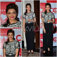 Celebrity Style,Kajal Aggarwal,Pankaj and Nidhi