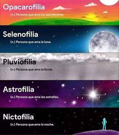 Tipos de filias Chemistry, Physics, Reading, Words, Nice Things, Frases, Amor, Home, Love Rain