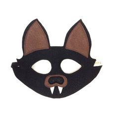Bat Mask in Multicolor by Opposite of Far Toddler Bat Costume, Bat Halloween Costume, Maske Halloween, The Mask Costume, Halloween Bats, Halloween 2020, Holidays Halloween, Halloween Ideas, Halloween Season