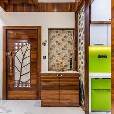 Best Door - Window Design in India Entrance Design, Foyer Design, Window Design, Main Entrance Door Design, Trendy Interior Design, Door Design Interior, Bedroom Interior Design Luxury, Interior Wall Design, Stairway Design