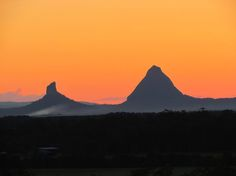 Glasshouse Mountains QLD. Glasshouse Mountains, Glass House, Brisbane, Australia, Spaces, Live, Water, Travel, House Of Glass