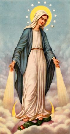 INMACULADA CONCEPCION DE MARIA, Bajo su mirada han crecido las obras de la Familia Vicenciana, de las Hijas de la Beata Marie de Villeneuve, de las inolvidables Hijas de María y de la Legión de María.