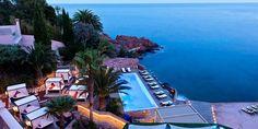 Vue - Tiara Miramar Beach Hôtel & Spa - 4 étoiles - Théoule-sur-Mer - France #france #southoffrance #sea #seaview #seafront #hotel #swimmingpool
